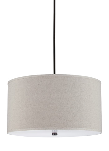 Sea Gull Lighting - Four Light Pendant - 65262BLE-710