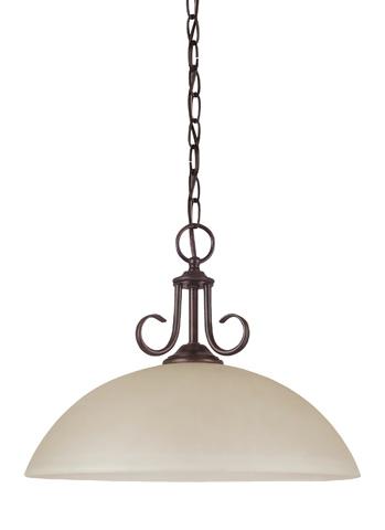 Sea Gull Lighting - One Light Pendant - 65316BLE-710