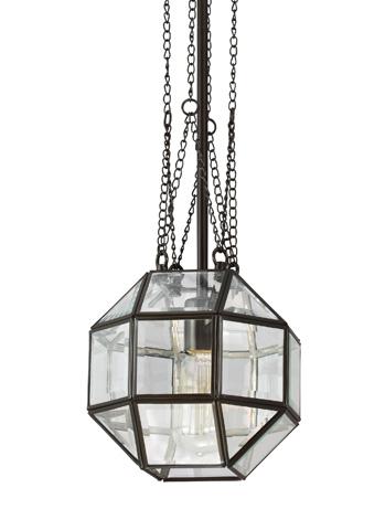 Sea Gull Lighting - Small One Light Pendant - 6534401-782