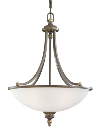 Sea Gull Lighting - Three Light Pendant - 65351-708