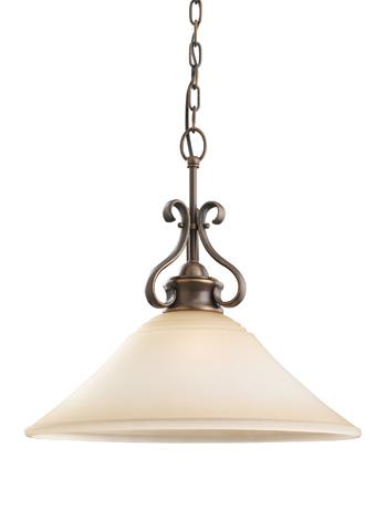 Sea Gull Lighting - One Light Pendant - 65380BLE-829