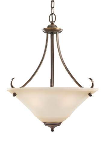 Sea Gull Lighting - Three Light Pendant - 65381-829