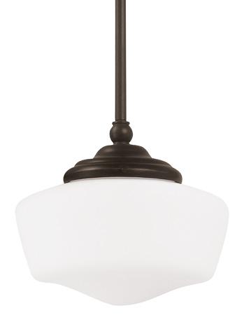 Sea Gull Lighting - Small One Light Pendant - 65436-782