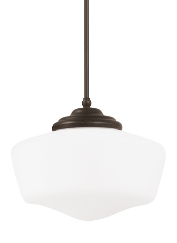 Sea Gull Lighting - Medium One Light Pendant - 65437-782