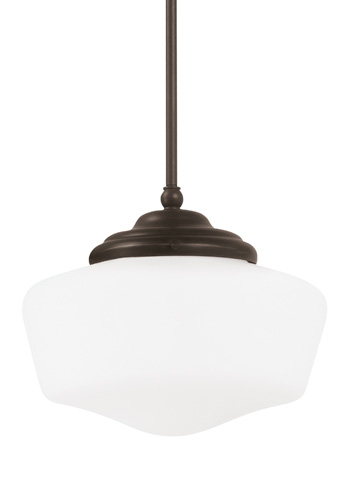 Sea Gull Lighting - Large LED Pendant - 6543891S-782