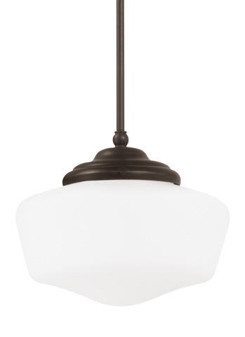 Sea Gull Lighting - Large One Light Pendant - 65438BLE-782