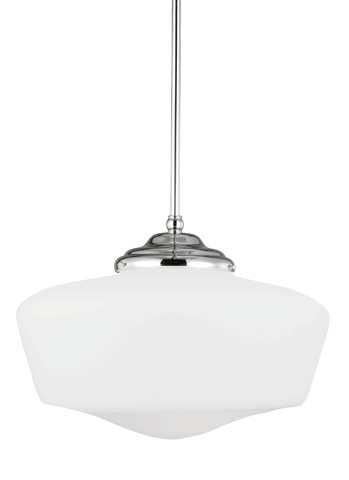 Sea Gull Lighting - Extra Large One Light Pendant - 65439BLE-05