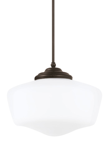 Sea Gull Lighting - Extra Large One Light Pendant - 65439BLE-782