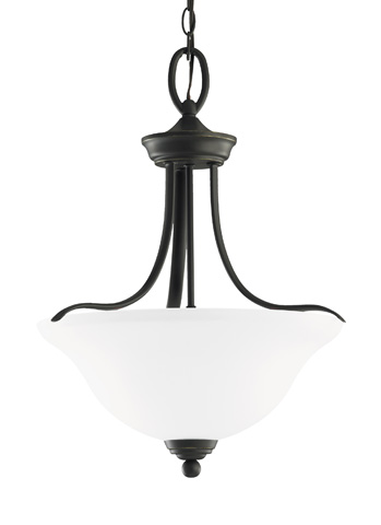 Sea Gull Lighting - Three Light Pendant - 65626-782