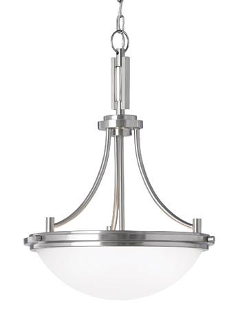 Sea Gull Lighting - Three Light Pendant - 65661BLE-962