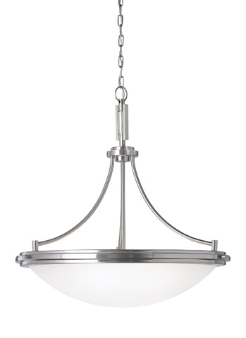 Sea Gull Lighting - Four Light Pendant - 65662-962