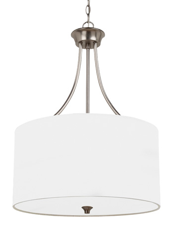 Sea Gull Lighting - Three Light Pendant - 65953-962