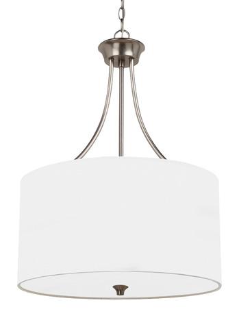 Sea Gull Lighting - Three Light Pendant - 65953BLE-962