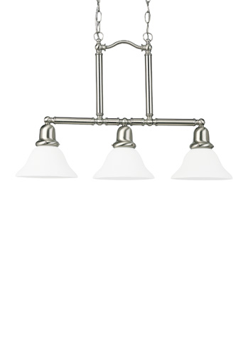 Sea Gull Lighting - Three Light Island Pendant - 66061-962