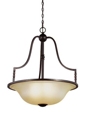 Sea Gull Lighting - Four Light Pendant - 6610604-191