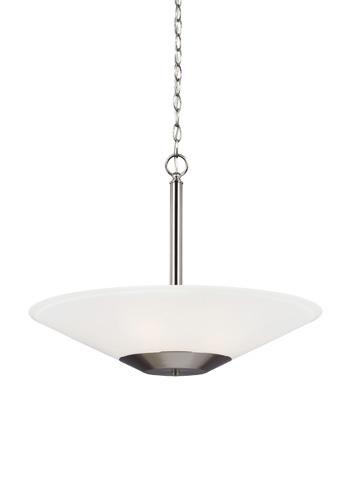 Sea Gull Lighting - Three Light Pendant - 6611203BLE-962