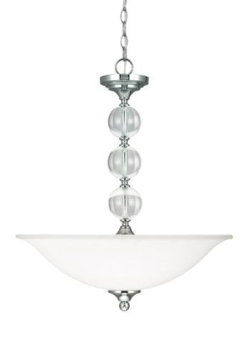 Sea Gull Lighting - Three Light Pendant - 6613403BLE-05
