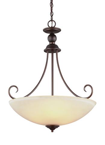 Sea Gull Lighting - Three Light Pendant - 66316-710