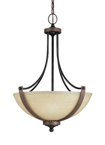 Sea Gull Lighting - Three Light Pendant - 6680403-846