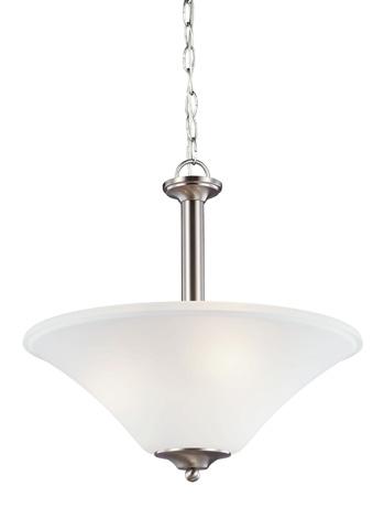 Sea Gull Lighting - Three Light Pendant - 66808-962