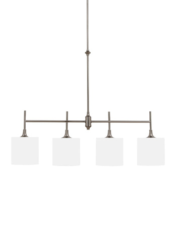 Sea Gull Lighting - Four Light Island Pendant - 66952-962