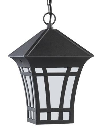 Image of One Light Outdoor Pendant