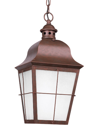 Sea Gull Lighting - One Light Outdoor Pendant - 69272BLE-44
