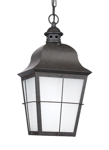 Sea Gull Lighting - One Light Outdoor Pendant - 69272BLE-46