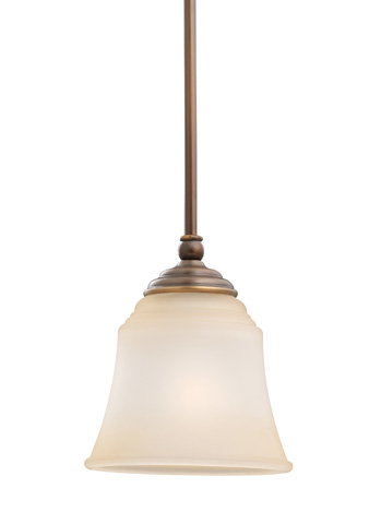 Sea Gull Lighting - One Light Mini-Pendant - 69380BLE-829