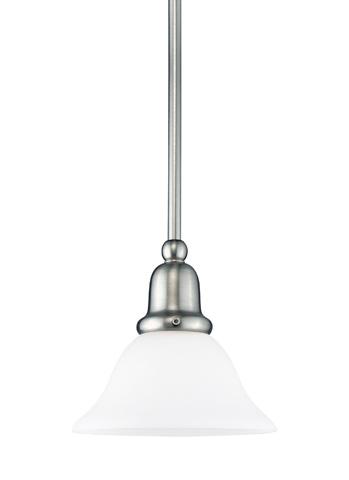 Sea Gull Lighting - One Light Mini-Pendant - 69459BLE-962
