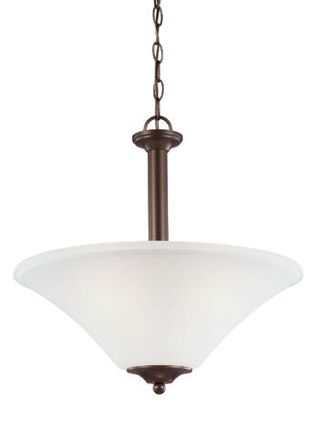 Sea Gull Lighting - Three Light Pendant - 69808BLE-827