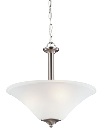 Sea Gull Lighting - Three Light Pendant - 69808BLE-962