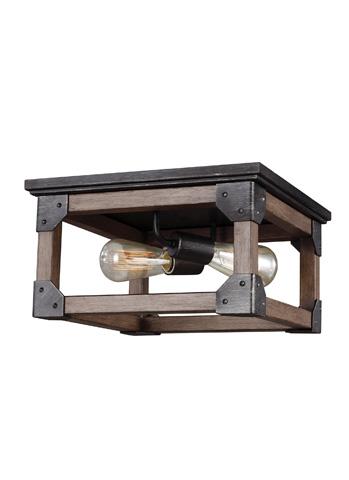 Sea Gull Lighting - Two Light Ceiling Flush Mount - 7513302-846