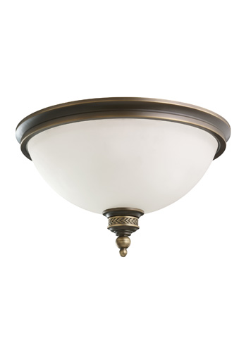 Sea Gull Lighting - Two Light Ceiling Flush Mount - 75350-708
