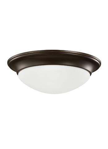 Sea Gull Lighting - One Light Ceiling Flush Mount - 75434-782