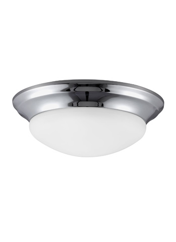 Sea Gull Lighting - Three Light Ceiling Flush Mount - 75436-05