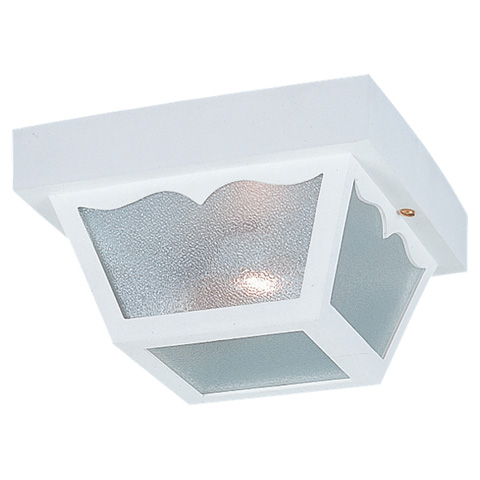 Sea Gull Lighting - Two Light Outdoor Ceiling Flush Mount - 7569-15