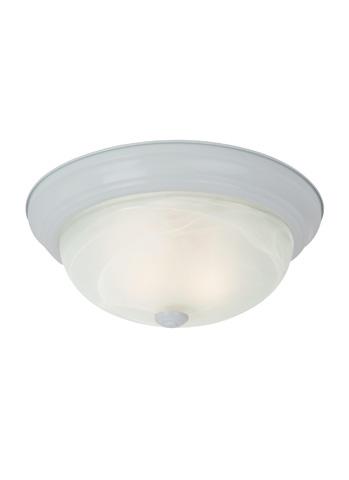 Sea Gull Lighting - One Light Ceiling Flush Mount - 75940-15