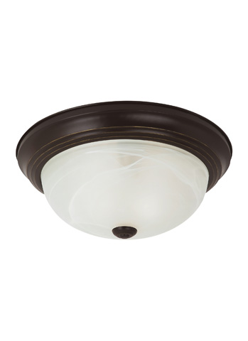Sea Gull Lighting - One Light Ceiling Flush Mount - 75940BLE-782