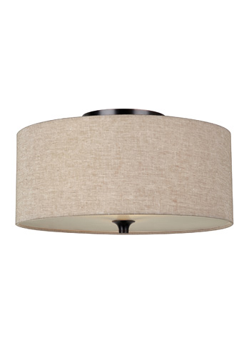 Sea Gull Lighting - Two Light Ceiling Flush Mount - 75952BLE-710