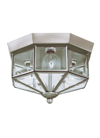 Sea Gull Lighting - Three Light Ceiling Flush Mount - 7661-962