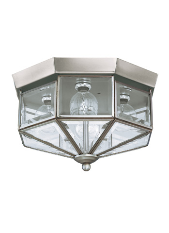 Sea Gull Lighting - Four Light Ceiling Flush Mount - 7662-962