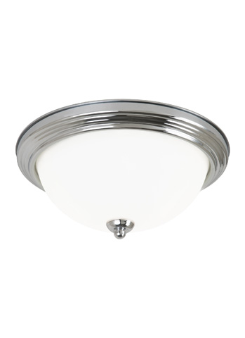 Sea Gull Lighting - Three Light Ceiling Flush Mount - 77065-05