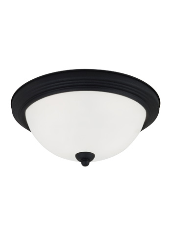 Sea Gull Lighting - Three Light Ceiling Flush Mount - 77065-839
