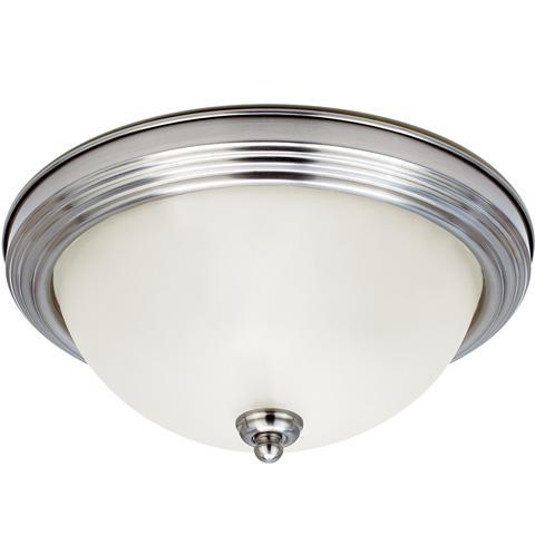 Sea Gull Lighting - Three Light Ceiling Flush Mount - 77065-962