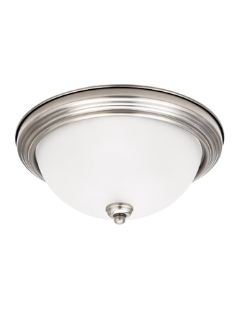 Sea Gull Lighting - Three Light Ceiling Flush Mount - 77065-965