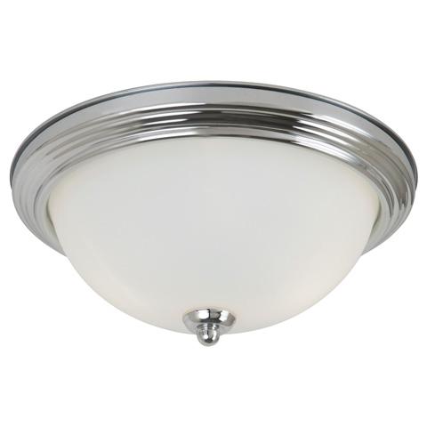 Sea Gull Lighting - Large LED Ceiling Flush Mount - 7716591S-05