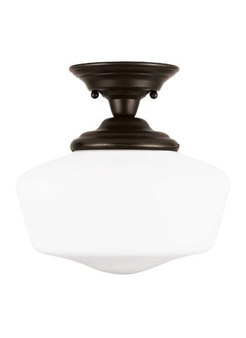 Sea Gull Lighting - Medium LED Semi-Flush Mount - 7743691S-782