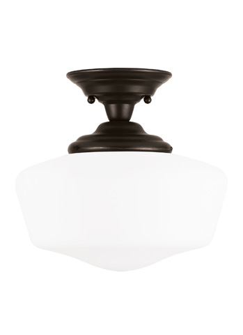 Sea Gull Lighting - Large LED Semi-Flush Mount - 7743791S-782