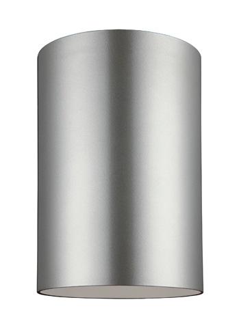 Sea Gull Lighting - Large One Light Outdoor Ceiling Flush Mount - 7813901-753